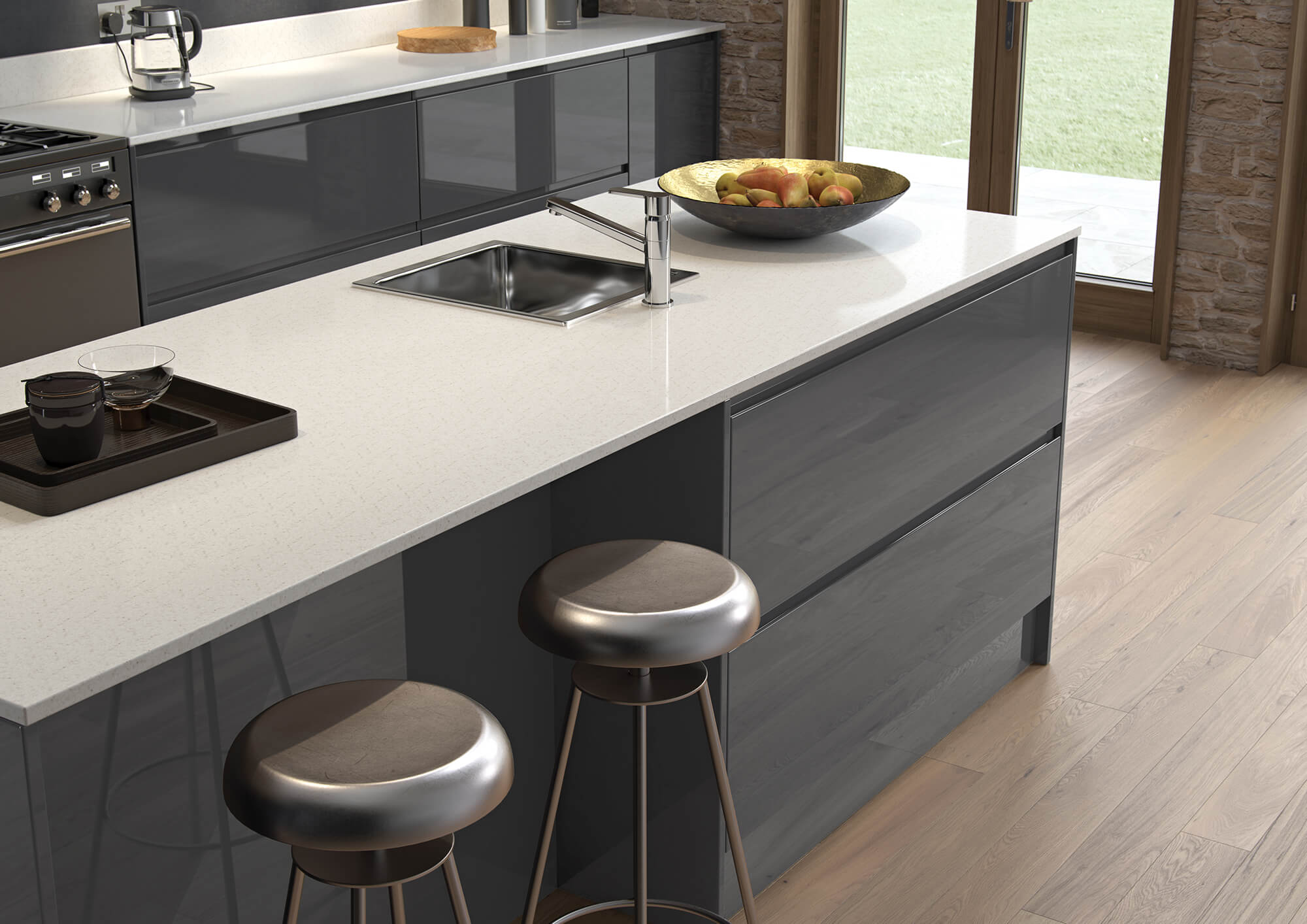 Adore Kitchens - Strada Kitchen Project Image